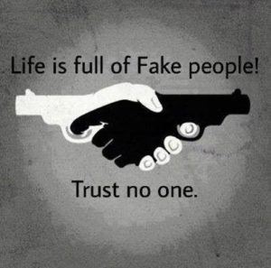Quotes About Trusting No One