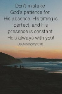 Quotes of God's Timing