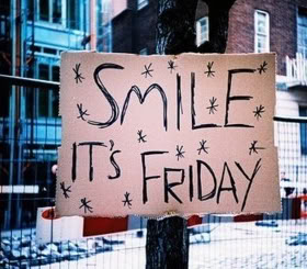 Smile It's Friday Quotes