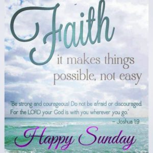 Sunday Blessing Quotes