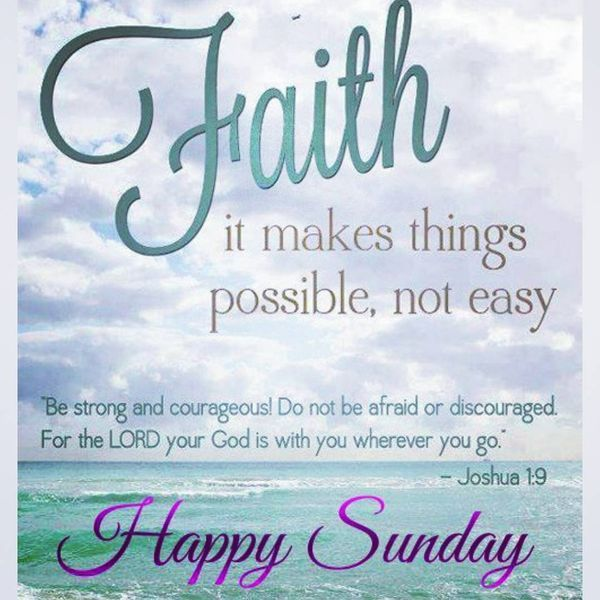 101 Inspirational Blessed Sunday Quotes, Sayings and Images