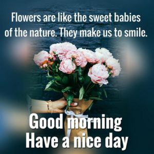 Wishes for Good morning