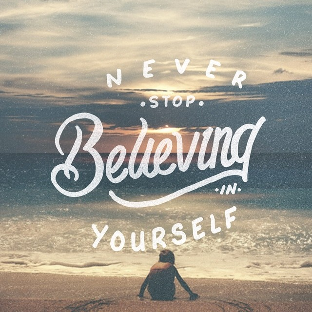 Inspirational Believing In Yourself Quotes Images