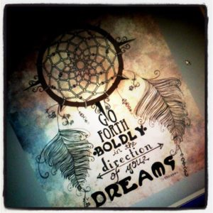 Dream Catcher Images with Quotes