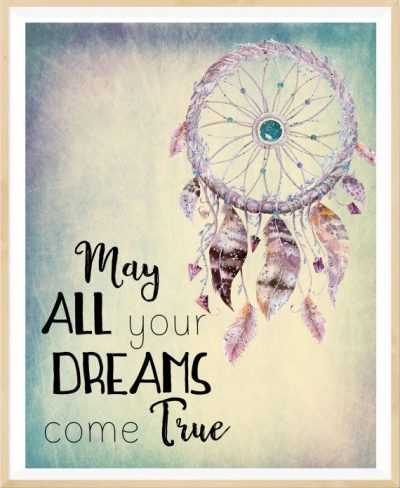 Dream Catcher Quotes for Instagram