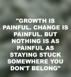 Witty Quotes abou Change