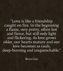 Beautiful Bruce Lee Quotes Friendship Life
