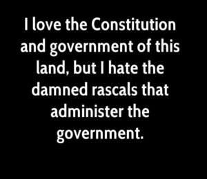 Brigham Young Quote on Government