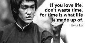 Bruce Lee Quotes about Life