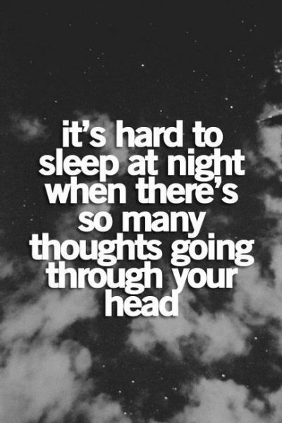 Cant Sleep Sayings