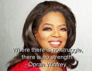 Oprah Winfrey Favorite Quotes