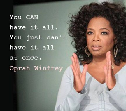 Most Famous Inspirational Oprah Winfrey Quotes Images