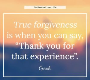 Oprah Winfrey Quotes on Forgiveness