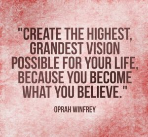 Positive Quotes by Oprah Winfrey