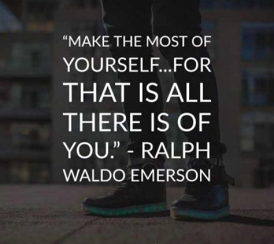 R.W.Emerson Quotes About Purpose Of Life