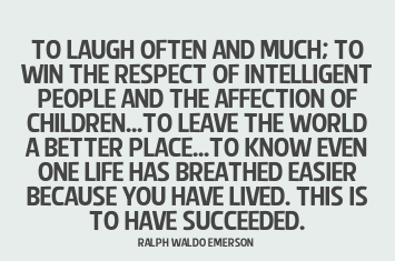 Ralph Waldo Emerson Quotes to Laugh Often