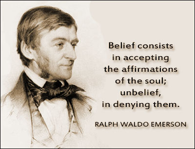 Ralph Waldo Emerson Self Reliance Quotes