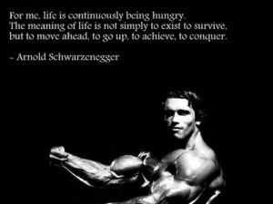 Arnold Schwarzenegger Lifting Quotes