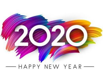 2020 New Year Whatsapp Image