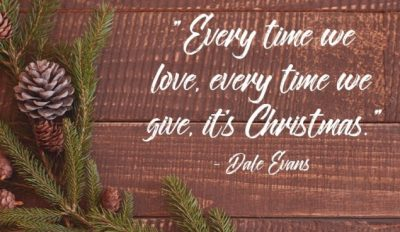 Christmas Giving Quotes