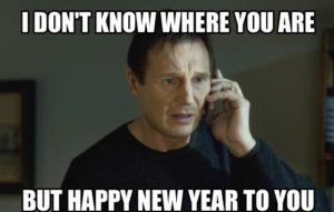 Happy New Year Meme Images