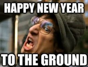 Hilarious Happy New Year Meme