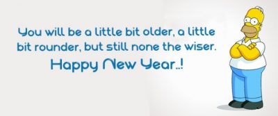 Humorous New Year Greetings