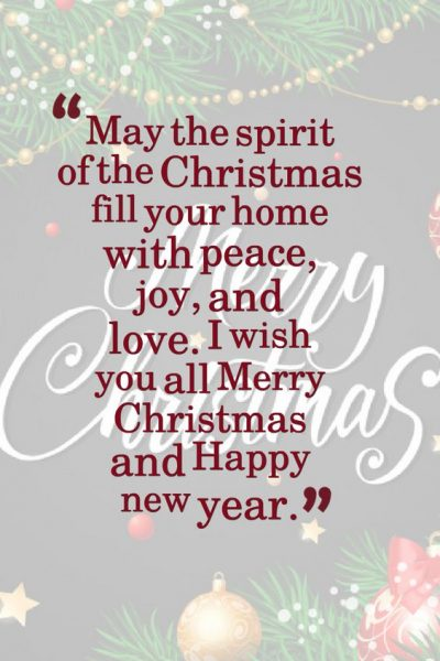 50+ Top Merry Christmas Quotes | Images