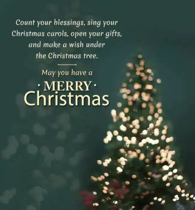 50+ Top Merry Christmas Quotes | Images & Wallpapers