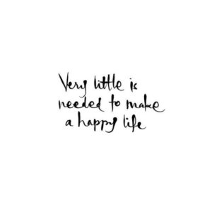 Simple Positive Life Quotes