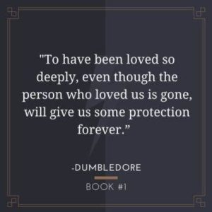 Dumbledore Love Quote