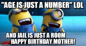 Happy Birthday Meme Mom