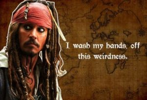 Jack Sparrow Crazy Quotes