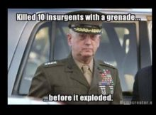 James Mad Dog Mattis Meme