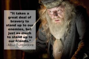 Wise Dumbledore Quotes