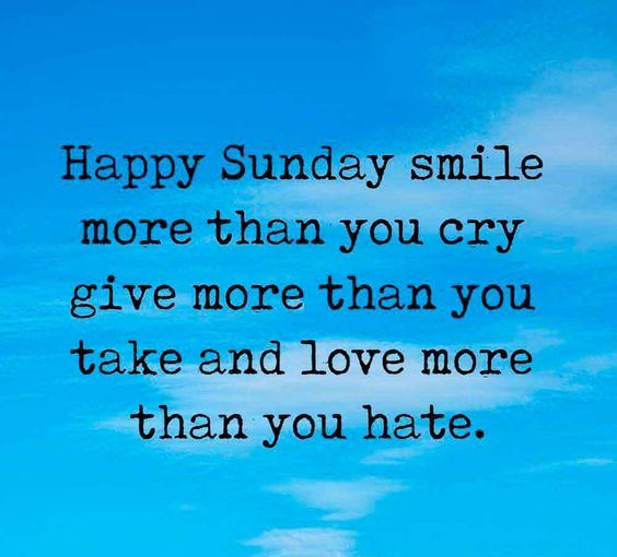Most Amazing Sunday Morning Quotes, Sayings and Wallpapers