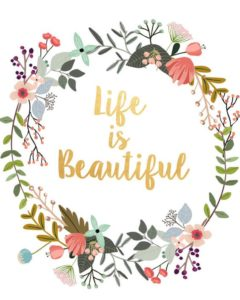 Life is Beautiful Quotes Images