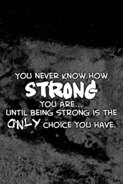 Mental Strength Quotes Photos