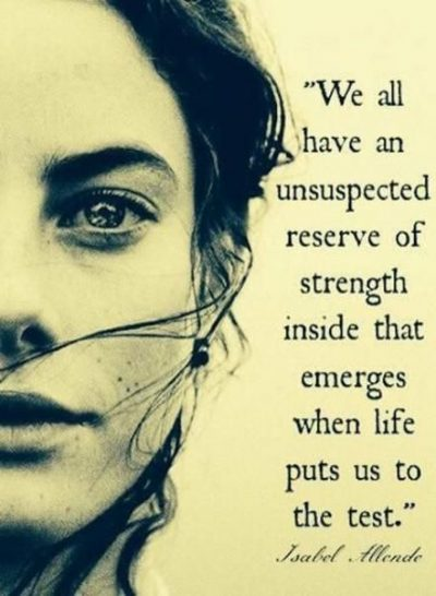 Quotes on women's inner strength