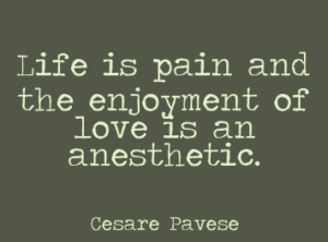 Best Pain Quotes about Life