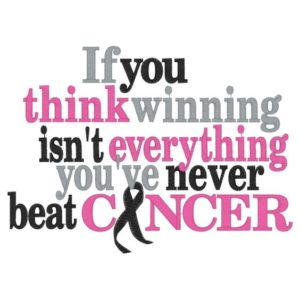 You can Beat Cancer Quotes