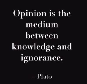 Famous Opinion Quotes