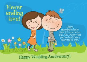 Funny Anniversary Quotes Image