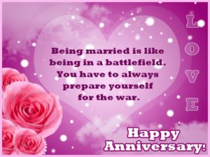 Funny Wedding Anniversary Quote