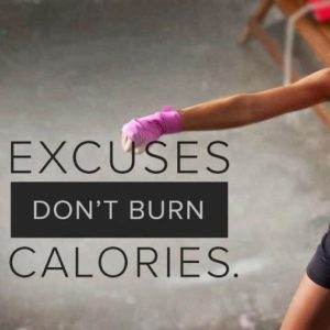 Motivational Excuses Quotes Fitness