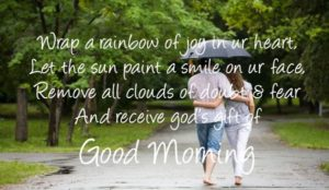 Beautiful Good Morning My Love Quotes