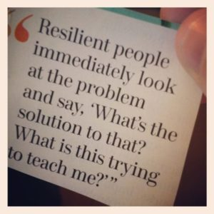 Great Quotes on Resilience