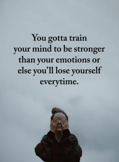 Mentally Strong Quotes