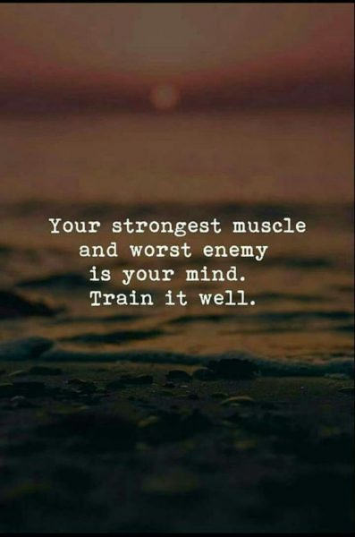 Powerful Strong Mind Quotes
