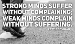 Quotes on Being Strong Minded